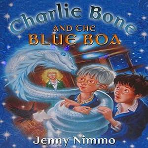Charlie Bone and the Blue Boa Audiobook