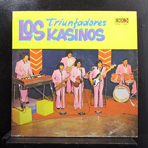 Price comparison product image Los Kasinos - Triunfadores - Lp Vinyl Record