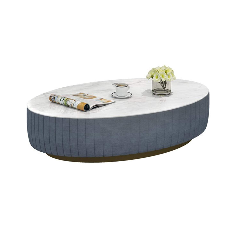 Amazon Com Wsxx Modern Marble Coffee Table Small Modern Minimalist