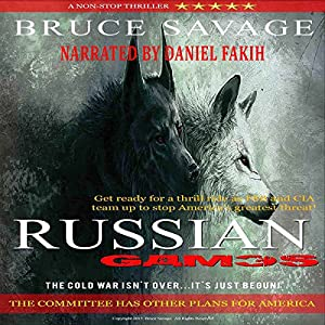 Russian Games Audiobook