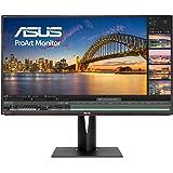 "ASUS ProArt PA328Q 32"" Monitor UHD 4K (3840x2160) sRGB Rec. 709 DP 1.2 Mini DP 1.2 HDMI 2.0 Eye Care Monitor with…"