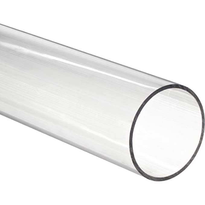 Made in USA 12 x 12 x 1-1//4 Inch Polycarbonate Plastic Sheet Clear
