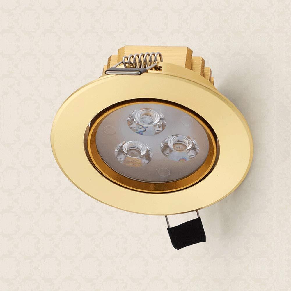 Amazon.com: Lionze Luxury Home Recessed Lighting Ceiling ...