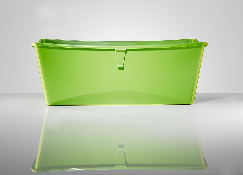 Amazon.com : Prince Lionheart Flexibath Foldable Bathtub, Green ...