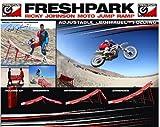 FreshPark Portable Moto Jump Ramp