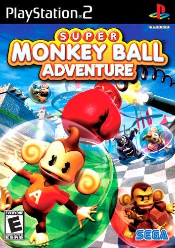Super Monkey Ball Adventure PlayStation 2