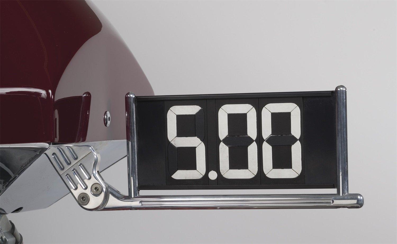 Lokar 1110134 Polished Universal Adjustable Angle Mount for Mega Dial-In Board