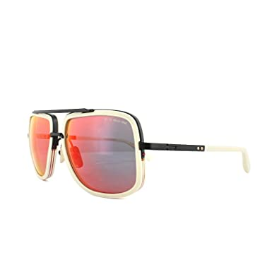 3400ff0a3d Amazon.com  Dita Mach One Limited DRX-2030-K-BNE-BLK-59 Sunglasses ...