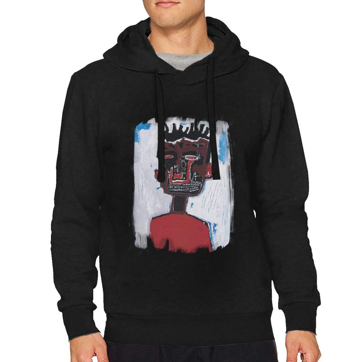 Dfgfatg55 Jean Michel Basquiat S Teens Adult Hooded Shirts