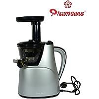 Premsons Slow Juicer The Original - Silver (Cold Press Slow Juicer)