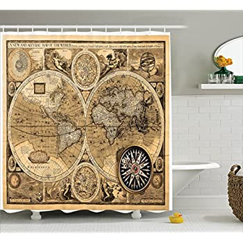 612SL1cIxEL._SL500_AC_SS350_ Map Bathroom Decor on map table decor, map cabinets, map painting, map accessories, map office decor, map decorating ideas, map home decor, map bedroom, map shower curtains, map nursery decor, map wall decor, map interior design, map vases, map party decor, map art decor,