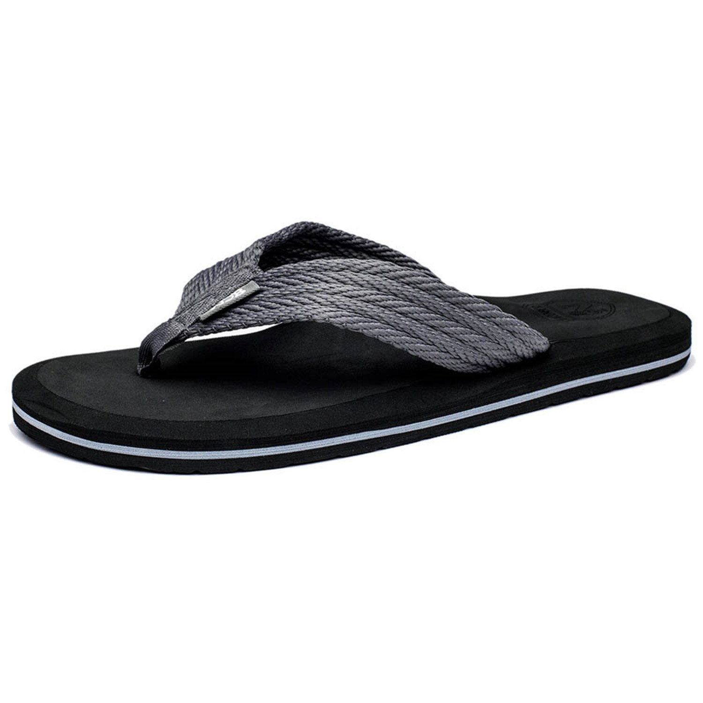 Summer Men Flip Flops Comfortable Beach Sandals Shoes for Men Male Slippers