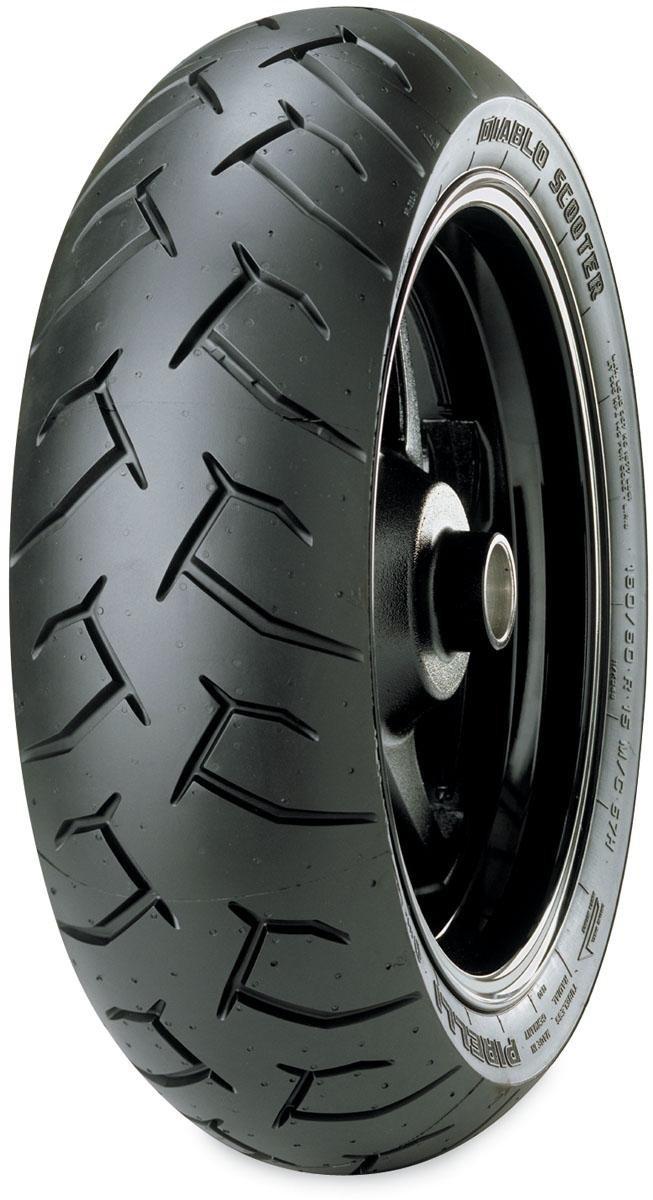 Pirelli Diablo Scooter Tire Rear 160/60-15 Radial TMAX