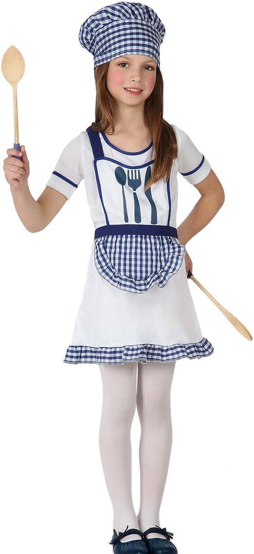 Atosa - Disfraz de cocinera para niña, talla 10-12 años (16003 ...