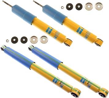 Sierra 1500HD 2500 3500 Bilstein B8 5100 Front Rear Shocks For 99-10 Silverado