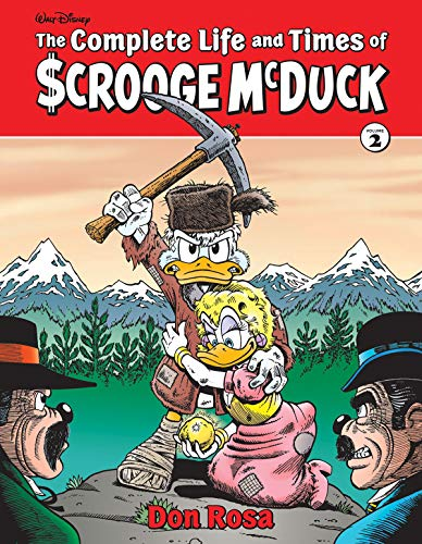 Pdf Comics The Complete Life and Times of Scrooge McDuck Vol. 2 (Vol. 2)  (The Complete Life and Times of Scrooge McDuck)