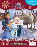 Disney Olaf's Frozen Adventure My Busy Book