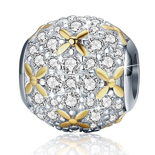 Cubic Zirconia Twinkle Heart - Sterling Silver