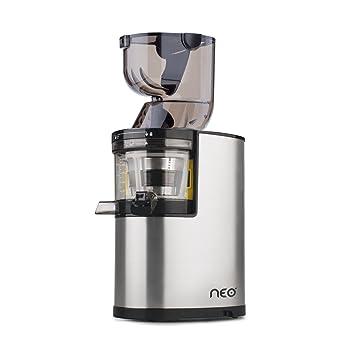 Oscar Neo XL Whole Slow Juicer - extractor de zumo de boca ancha, cold press juicer, 250W, Acero Inoxidable y BPA Free. Garantía DE POR VIDA: Amazon.es: ...