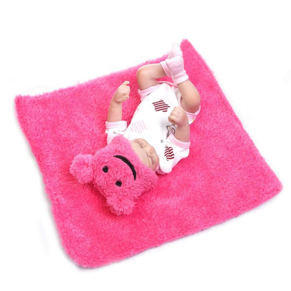 Amazon.com: Muñecas de silicona realista para bebé recién ...