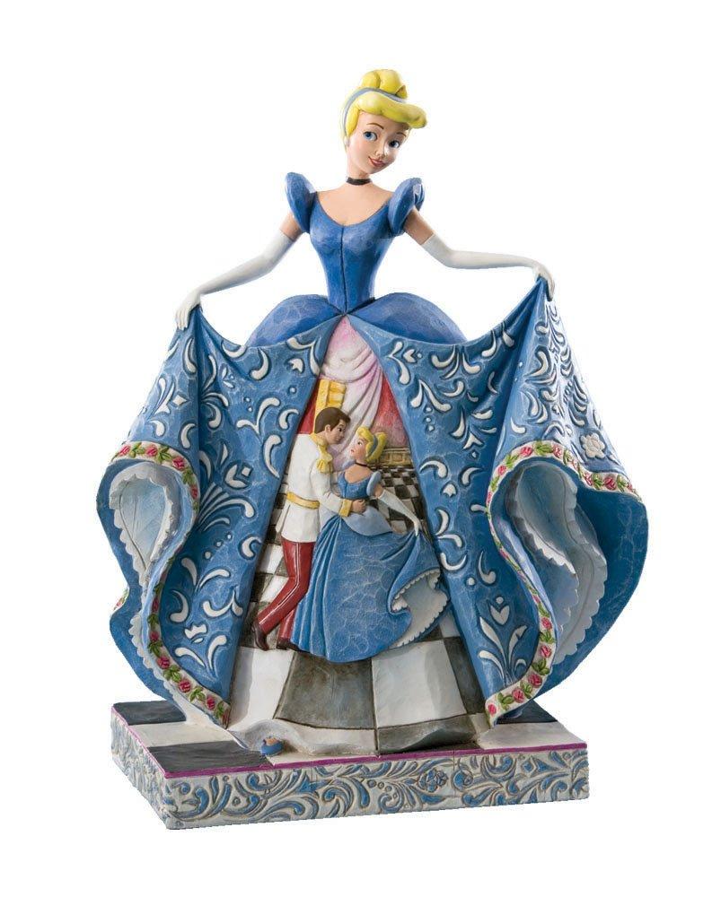 Disney Traditions by Jim Shore Cinderella Figurine Romantic Waltz (4007216) Enesco