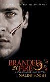 Branded by Fire: Book 6 (Psy-Challenging)