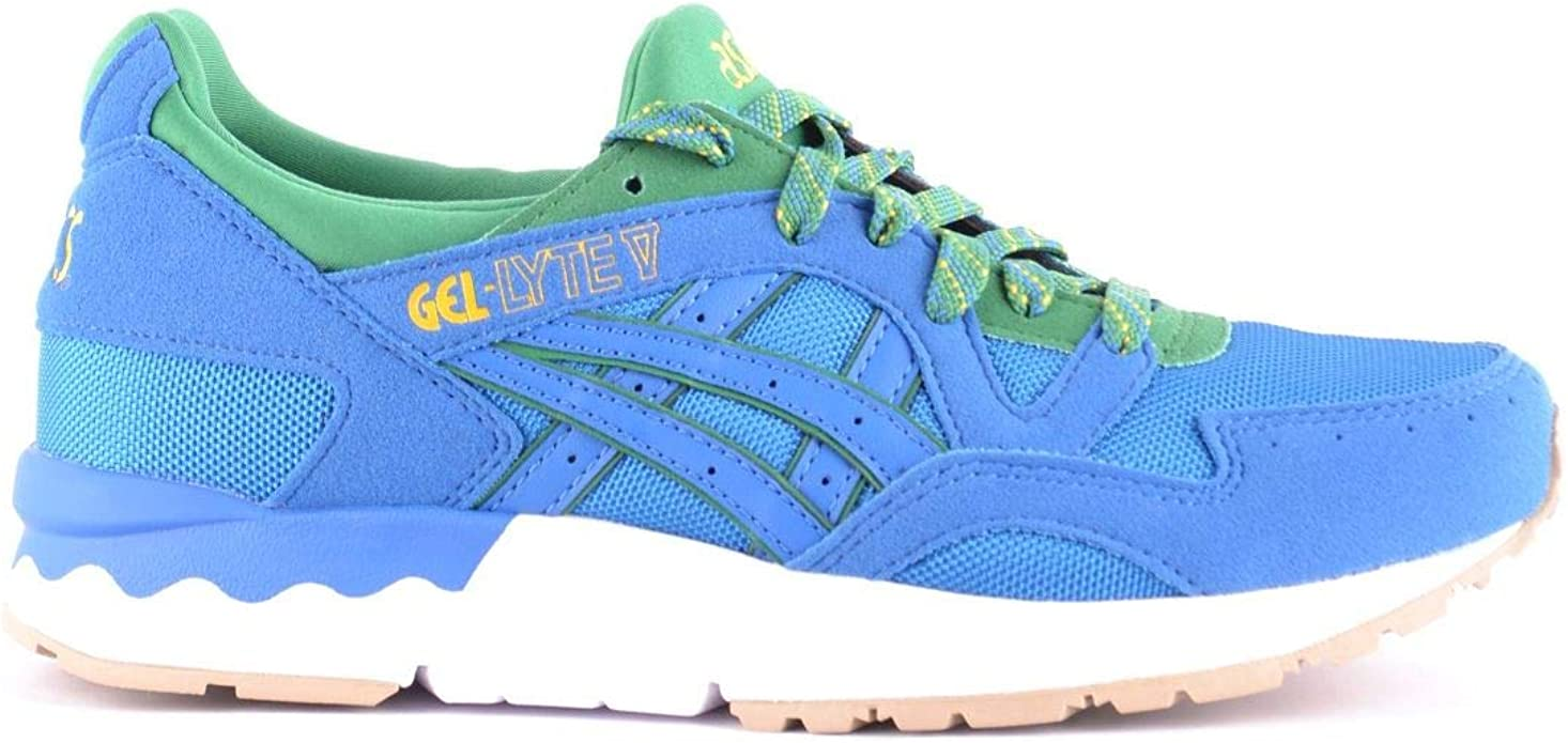Asics Luxury Fashion MCBI32962 - Zapatillas para Hombre, Color Azul Claro, Color Turquesa, Talla 44 EU: Amazon.es: Zapatos y complementos