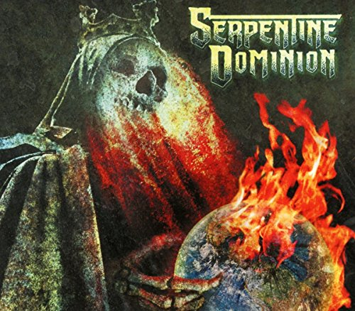 CD : Serpentine Dominion - Serpentine Dominion (CD)