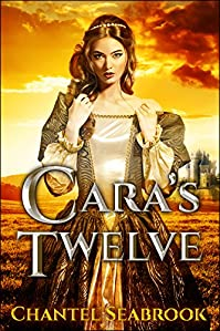 Cara's Twelve by Chantel Seabrook ebook deal