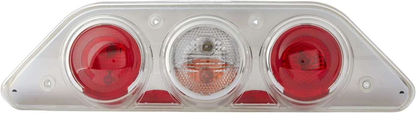 Hella 2vp 343 520 051 Heckleuchte Caraluna Modular 12v Anbau Lichtscheibenfarbe Glasklar Links Auto