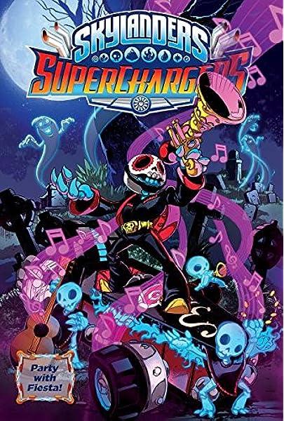 PARTY W/FIESTA (Skylanders: Superchargers): Amazon.es: Marz ...