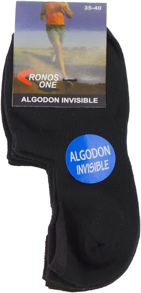 Calcetines INVISIBLES PINKI (3 pares.) de Algodón (78%) para ...