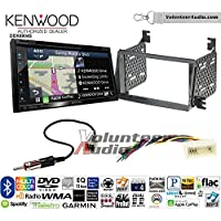 Volunteer Audio Kenwood Excelon DNX694S Double Din Radio Install Kit with GPS Navigation System Android Auto Apple CarPlay Fits 2006-2008 Hyundai Azera