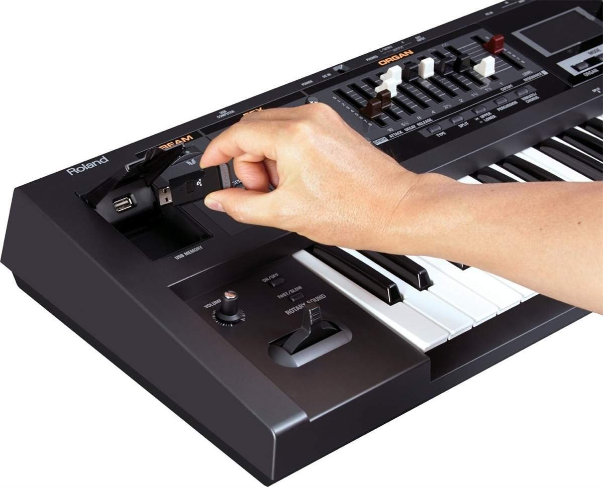 Roland VR-09 V-Combo Organ, Assorted Colors by Roland