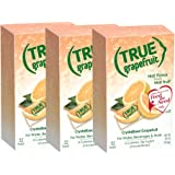 True Citrus True Grapefruit Crystallized Grapefruit 32 packets (3 boxes 96 total packets)
