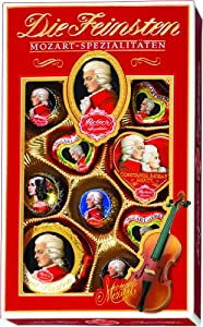 Reber Mozart Specialties Gift Box, 7.7 Ounce