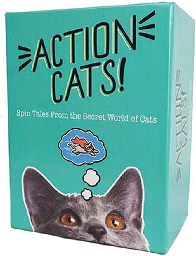 Amazon.com: Action Cats: Toys & Games