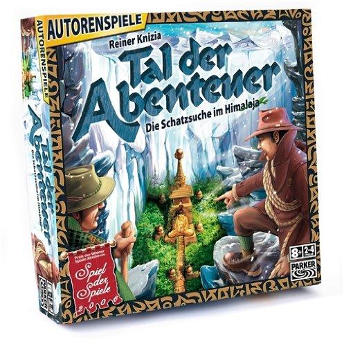 Hasbro  Parker  Tal der Abenteuer [German Version]