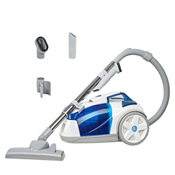 Vacmaster CC0101 Compact Bagless Canister Vacuum