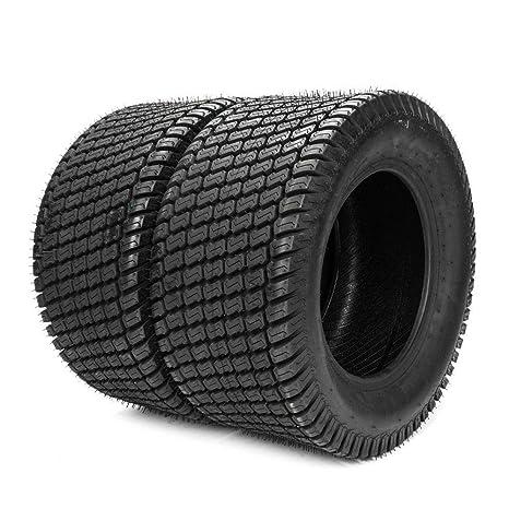 Amazon.com: Juego de 2 neumáticos de giro 24 x 4.7 – 4.7 in ...