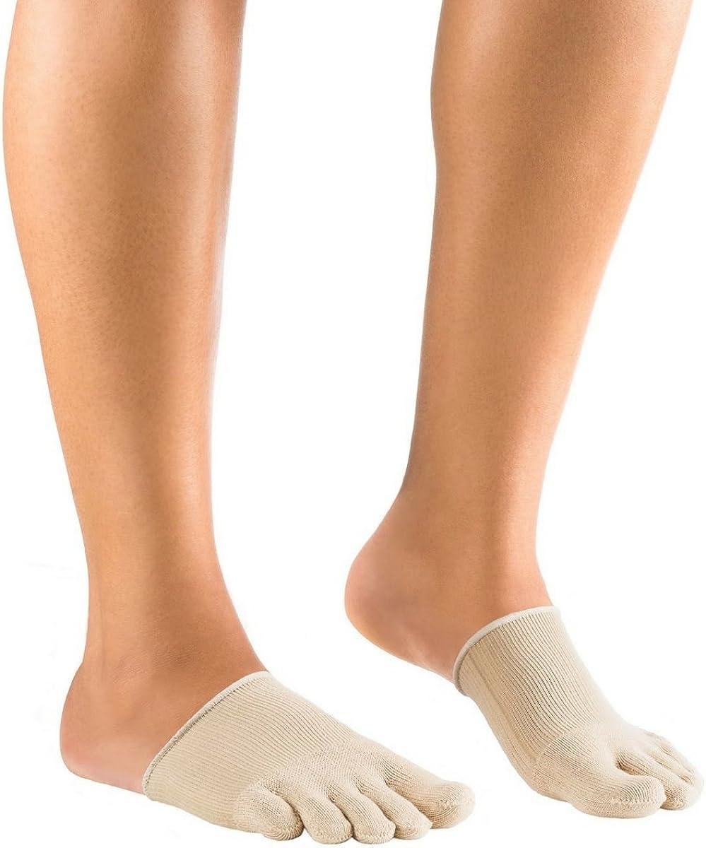 Knitido Dr. Foot Hallux Valgus | Banda metatarsal para juanetes con dedos cerrados