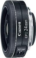 Lente EF-S 24mm f/2.8 STM, Canon, Lentes para Câmeras, Preta
