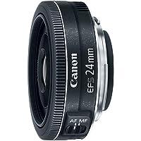 Canon EF-S 24mm f/2.8 STM Lente, Preta