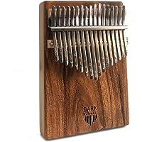 Dark Kalimba 17 Tuşlu Baş Parmak Piyanosu Koa Ağacı
