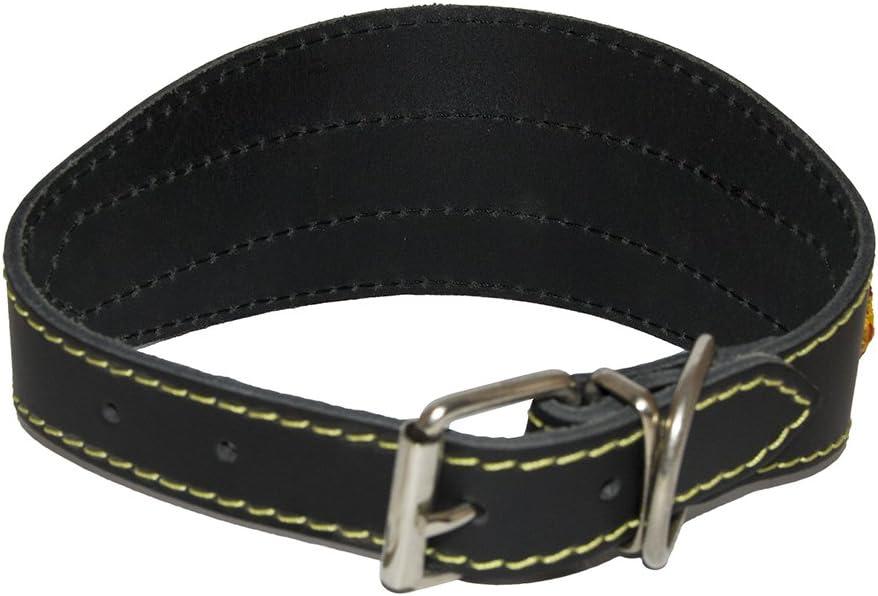 Mapel 622171 Collar de Perro Galgo con Detalle de Bandera y ...