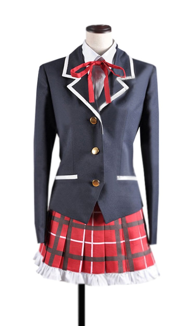 Love, Chunibyo & Other Delusions Dekomori Sanae Outfits Anime Cosplay