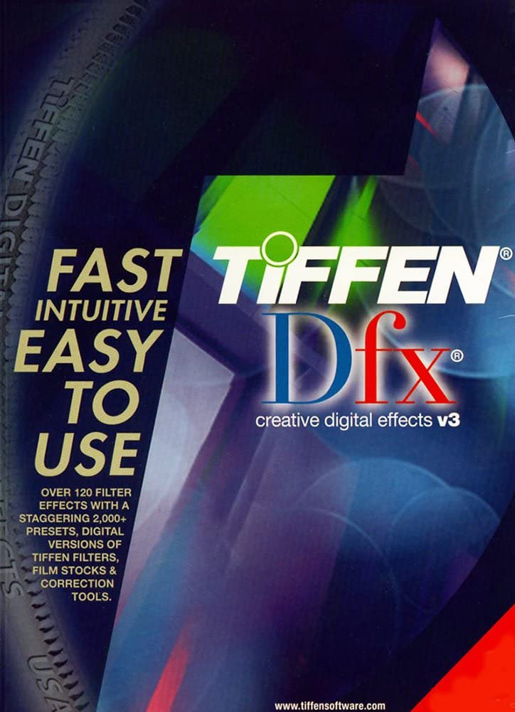 Full Tiffen Dfx Plugin For After Effects And Premiere