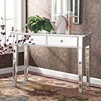 Harper Blvd Dalton Mirrored Accent Table