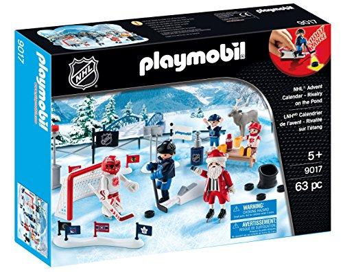 PLAYMOBIL® NHL Advent Calendar - Rivalry on The Pond