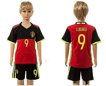premium selection 64eb2 6b593 Top Selling Belgium 9 Romelu Lukaku Home For Children Kid ...